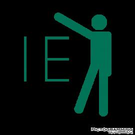[ピクトグラミング]  IE(Internet Explorer)でも他のブラウザと同じ操作でプログラムのダウンロード,生成画像およびアニメーションのダウンロードができるようになりました.