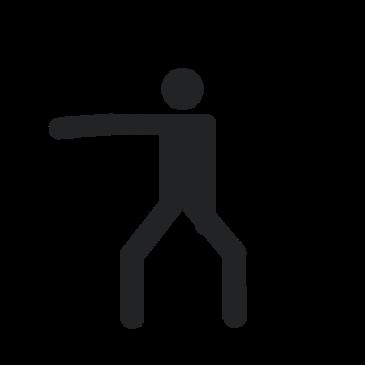[ピクトグラミング] 肘神様という踊りがあることを知りました.とても興味深いです.そこで,体の部位の指定に「肩」「かた」「肘」「ひじ」「股」「また」「膝」「ひざ」を使えるようにしてみました.