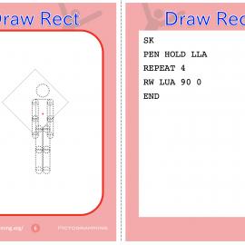 [ピクトグラミング] ピクトグラミングカード ver.3 を公開しました.