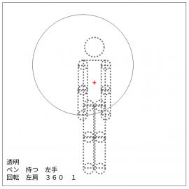 [ピクトグラミング] 左手,右手,左足,右足の部位指定の追加