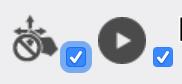 [ピクトグラミング] (重要)ピクトグラム表示パネル上のマウス操作による処理及び,改行入力時の実行をデフォルトで有効から無効にしました.